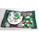 M&M's Mint Dark Chocolate Medium Bag 280.7g