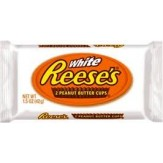 Reese's White Choc Peanut Butter Cups 42g