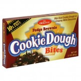 Cookie Dough Bites -Fudge Brownie 88g