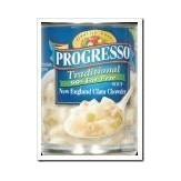 Progresso New England Clam Chowder 524g