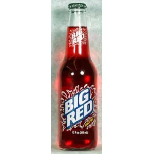 Big Red -355ml Glass Bottle |