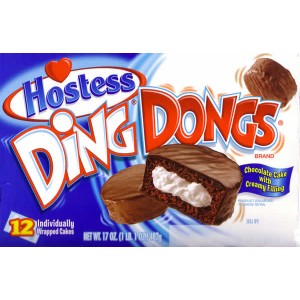 Ding-Dongs - Individually Wrapped |
