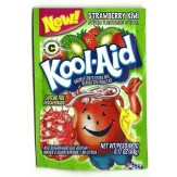 Koolaid - Strawberry Kiwi DATED STOCK