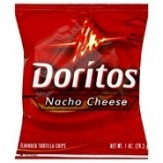 Doritos-Nacho Cheese 28.3g