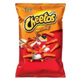Cheetos Crunchy Cheese Snacks 67.3g