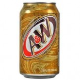 A&W Creaming Soda-355ml -  Can