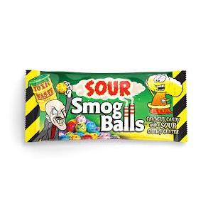 Toxic Waste Sour Smog Balls 57g bag |